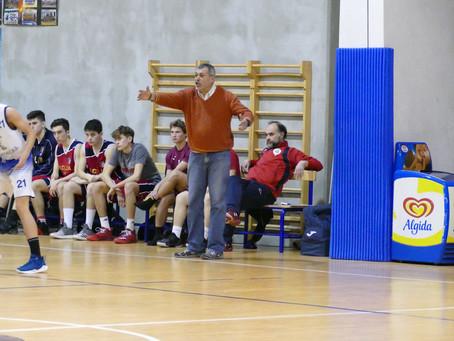 U18:Algarve - Acilia = 55 - 68