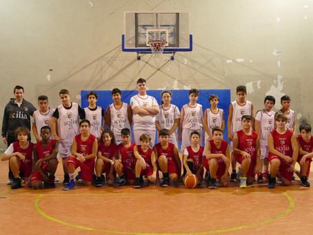 U13:Acilia-Santa Maria=35-49