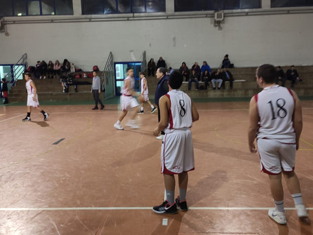 U14:Acilia-Aprilia=72-38
