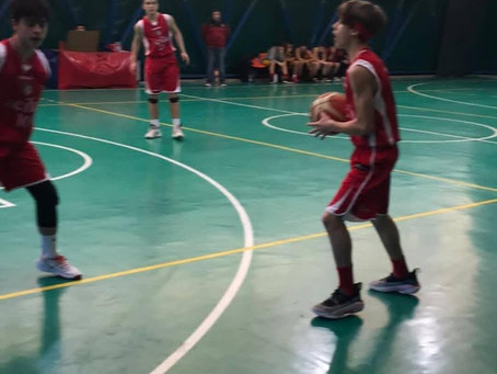 U15:San Paolo-Acilia=34-48