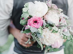 Wedding Bridal Floral Bouquet