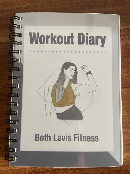 Workout Log Book