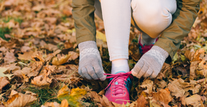 Keeping Up Your Routine As We Move Into Autumn.