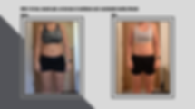 Client Transformations for Beth Lavis Fitness - Gymbox Old Street.