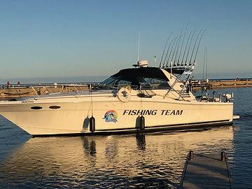 Christian Vanier Sport Fishing Charters