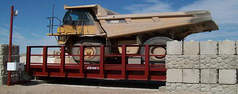 Big Bertha Truck Scale