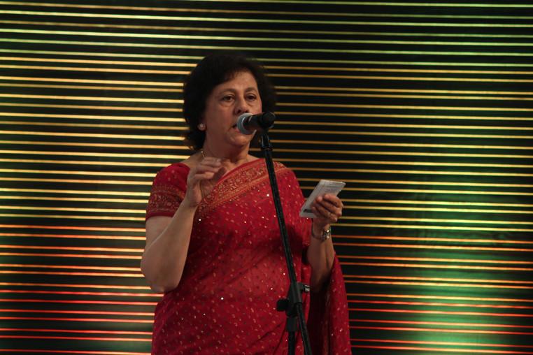 Mani Rao Singing at Iranshah Udvada Utsav