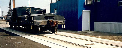 Combo Truck and Rail Scale