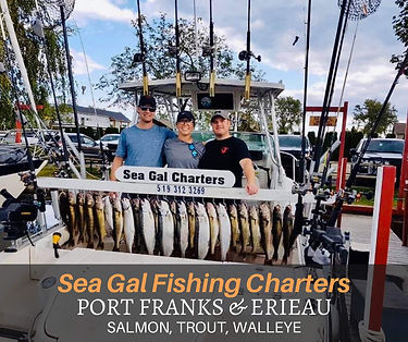 Sea Gal Fishing Charters