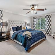 Full bedroom redesign
