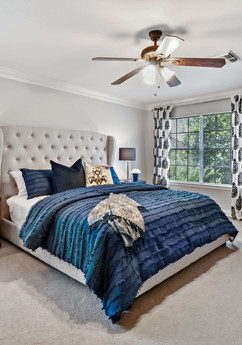Complete bedroom redesign
