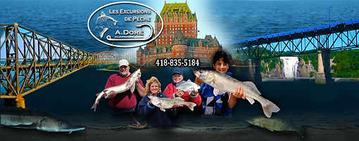 Alain Dore Fishing Excursions