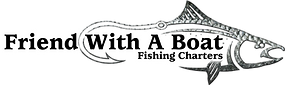 Logo-Friend With A Boat Fishing Charters