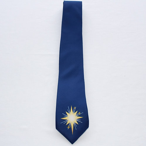 Holiday Fever Star Necktie