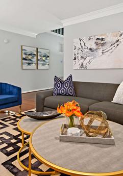 Comfortable and beautiful interior design