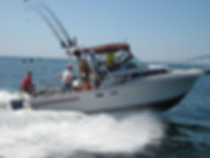 OSGA Charter Boat