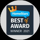 Homestars Best of Award 2021