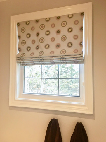 Small window treatment