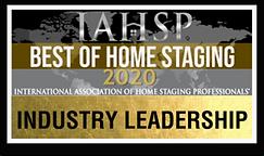 IAHS Industry Leadership 2020 Award