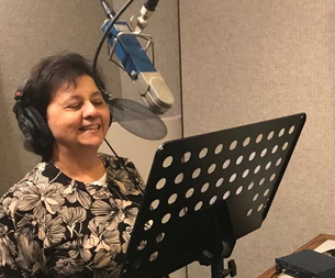 Mani Rao recording