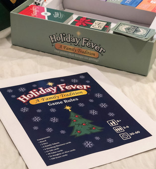 Holiday Fever Rulebook