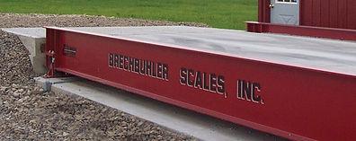 Side Rail Truck Scale