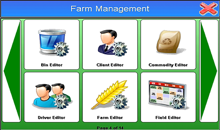 Farm Application Features