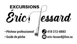 Excursions Eric Lessard Logo