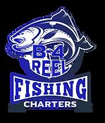 B4 Reel Fishing Charters Logo