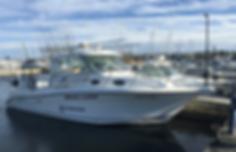 Guide de pêche BM Charter