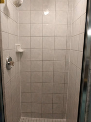 After Full Restoration Shower Stall
