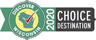 Wisconsin 2020 Choice Destination