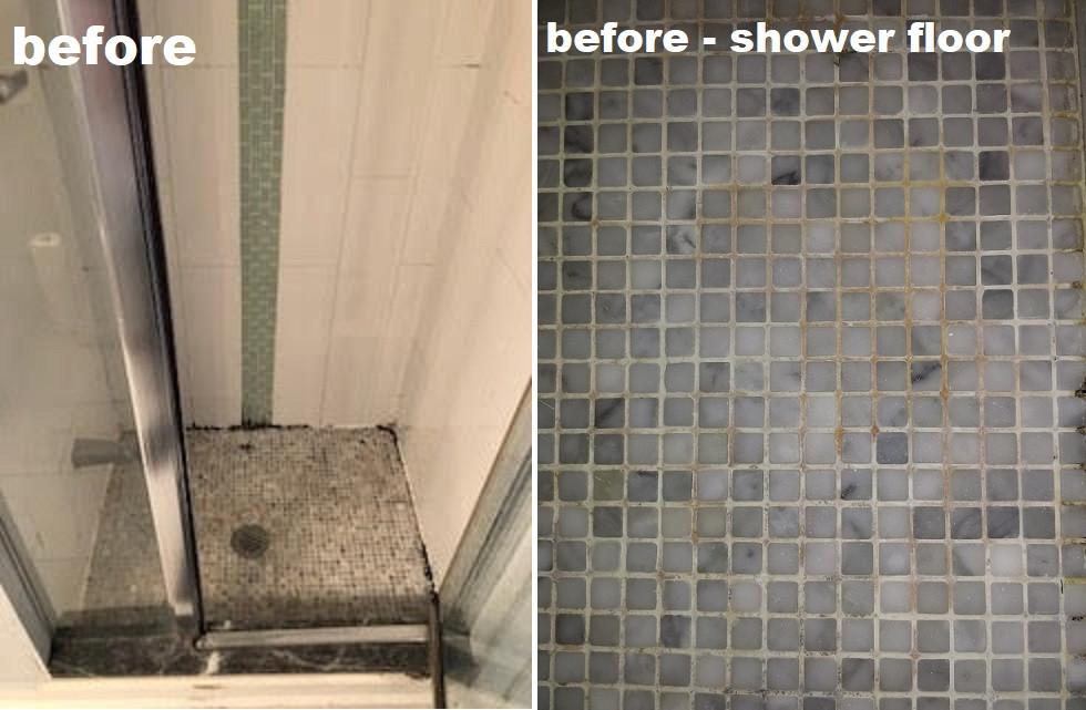 Shower Maintenance