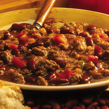Chili Beef with Bean $4.99