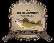Excursion de Pêche Kingfisher Logo
