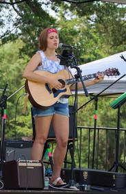 Live Music during Sunflower Festival