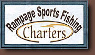 Rampage Sports Fishing Charters Logo