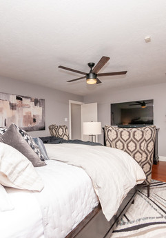 You won't want to sell after we finish staging