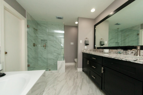 Houston Interior Decorator Services Bath