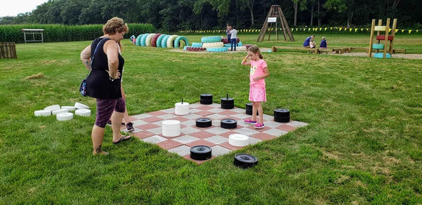 Wanna play a big game of chess?