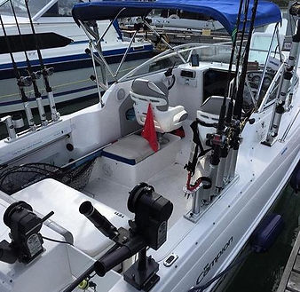 Grand Bend Fishing Charters