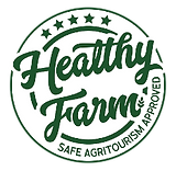 Healthy Farm Approved