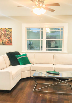 Home staging helps buyers see the potential