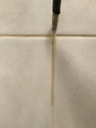 Removing Extra Layer of Grout