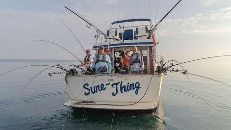 Sure Thing Sportfishing Charters