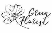 Green Florist Logo