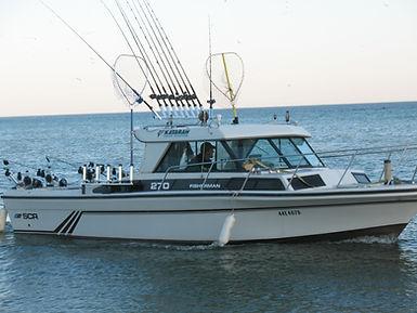 Katarah Fishing Charters