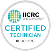 IICRC Certified Technician