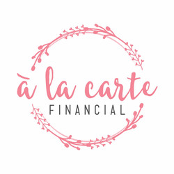 a la carte financial logo