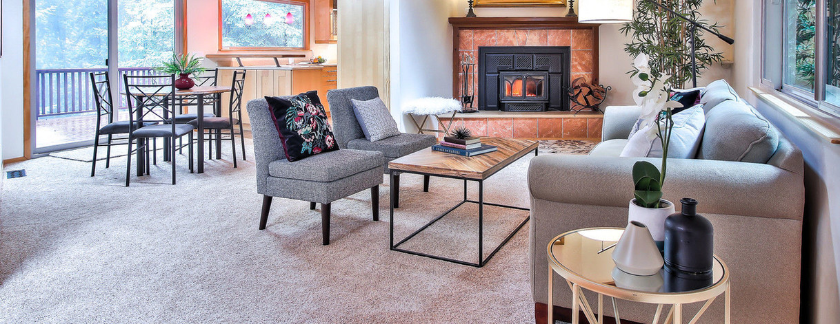 Modern Rustic Livingroom